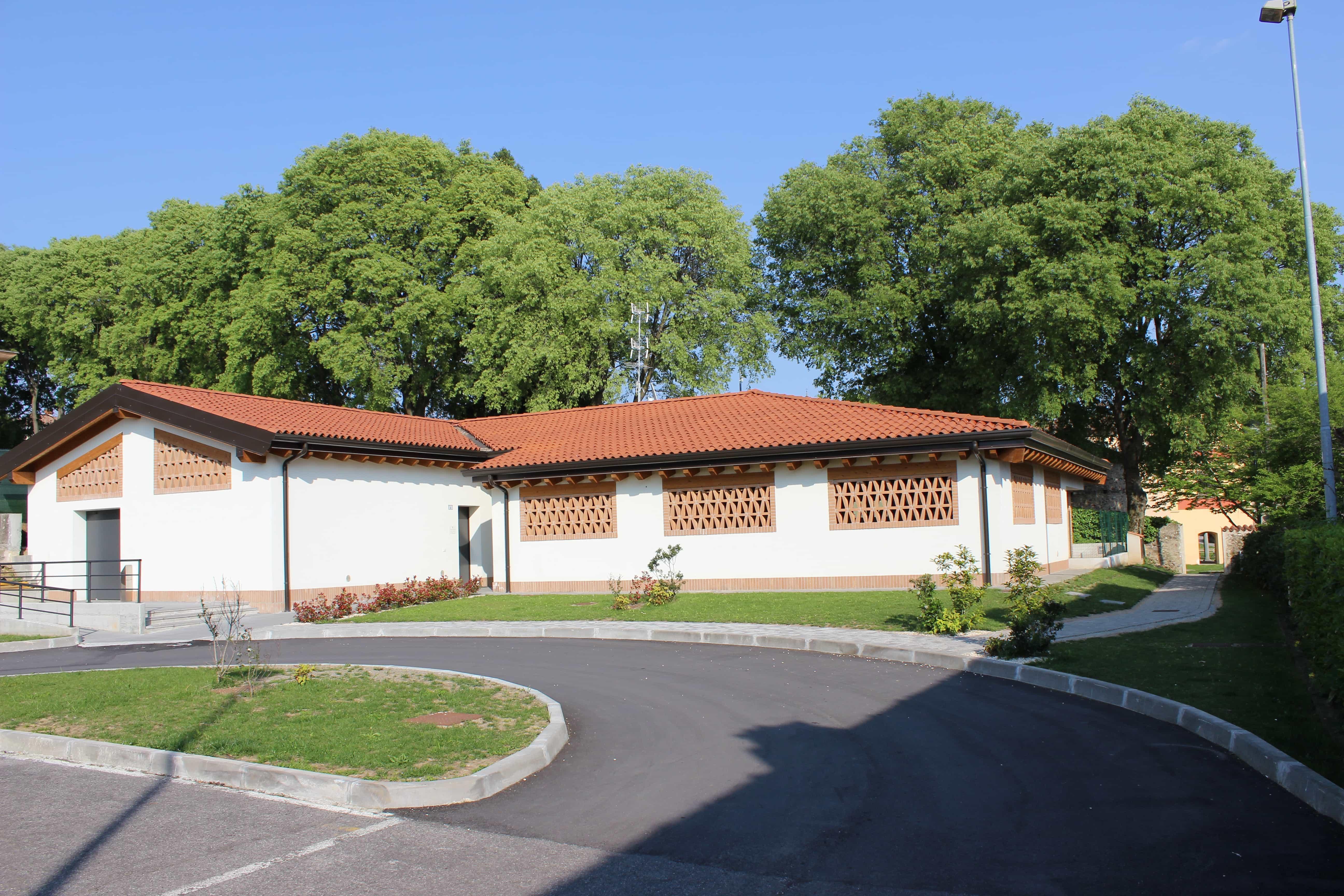 Centro Anziani e Sede Banda - Lista Civica Erbusco Futura