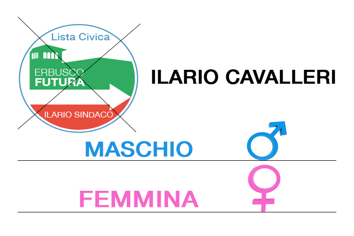 Santino - Lista Civica Erbusco Futura
